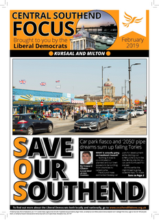 Central Southend Focus February 2019 ()
