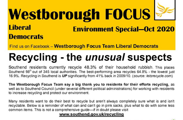 Westborough Focus Environment Special October 2020 ()